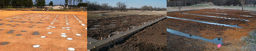 Nash Construction - Process - Foundation